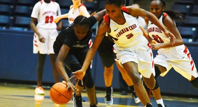 Please Vote for Girl's Basketball Senior Dezeree' White