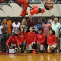 Senior Night- Varsity Girls Basketball