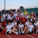 Lady Lobo's Varsity Soccer defeat Westside 2-0 in playoffs.  Off to round 2 next week.