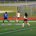 Lady Lobo's Varsity Soccer defeat Westside 2-0 in Bi-District playoffs.  Off to round 2 next week.