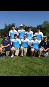 MCS Golf Team