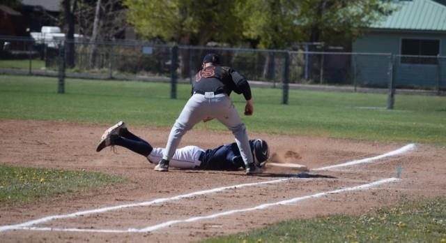 Anthem Preparatory Academy Varsity Baseball falls to Williams High School 14-4