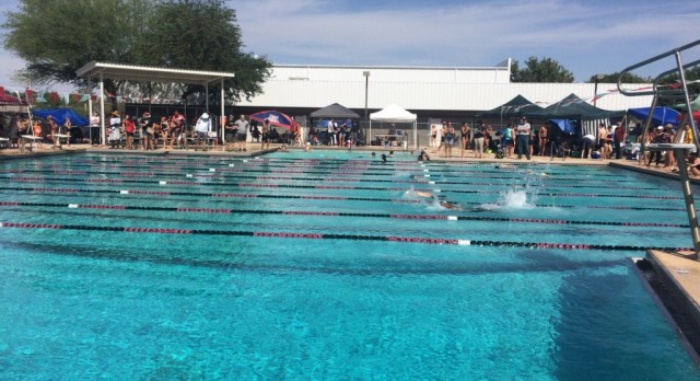 MS Swimmers Dominate Meet!!!!!