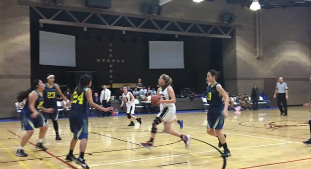 AP Academy Girls Varsity Basketball Shellack San Pasqual 70-39