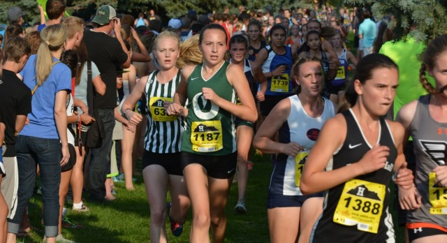 Cross Country Opens at Highland