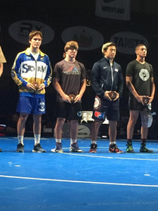 Wilcox, Issac: 7th place Freestyle, 2017