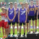 Boys 4x800m Team places 2nd in Regionals –  STATE BOUND