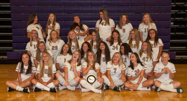 Girls Soccer Starts Tournament Play Tonight!