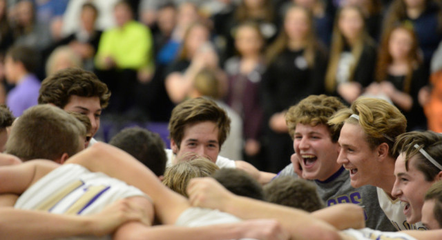 Sailors Host Huron with Chance to Clinch Share of SBC