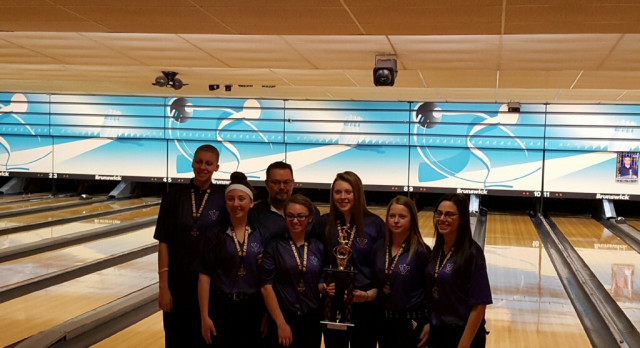 Girls Bowling Win Another Tournament