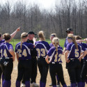 Varsity Girls Softball 4/15/17