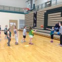 2014 Youth Clinic for Girl's Basketball