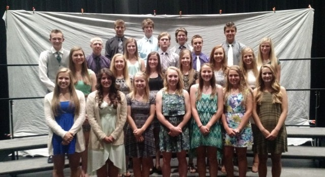 Spring All-Conference Athletes