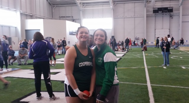 CHS Girl's Track and Field Opens Up at GVSU Laker Challenge