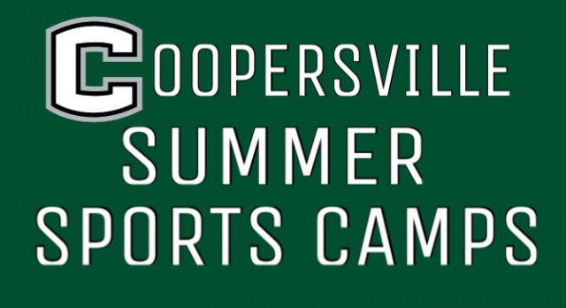 Coopersville Summer Sports Camps 2016