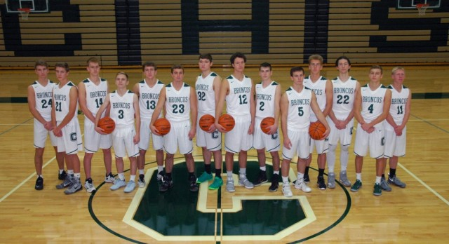 Coopersville High School Boys Varsity Basketball beat Kenowa Hills High School 62-37