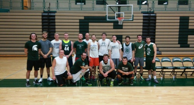 Alumni game a success!