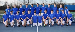 2016 LCHS BOYS TENNIS