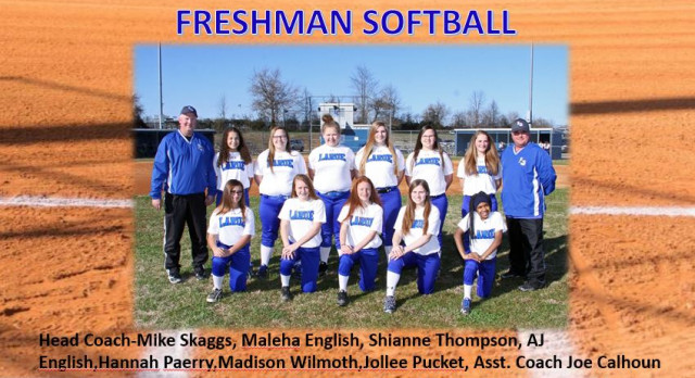 LADY HAWKS FRESHMAN SOFTBALL