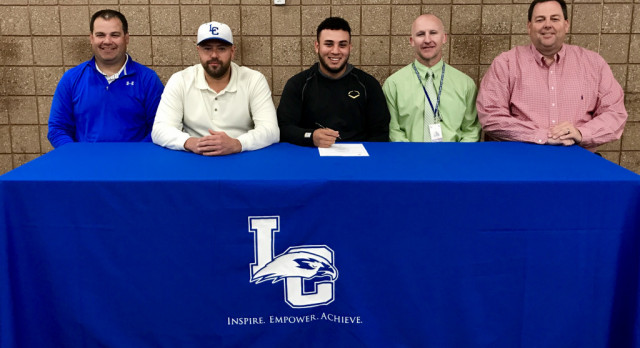MATHEO LYNN SIGNS WITH BEREA COLLEGE