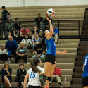 Girls F, JV, V Volleyball vs. Etown Oct. 12 by Cam Lasley