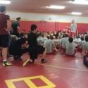 Newark Wrestling Scrimmage at Big Walnut 11/23/13