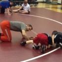 Newark Wrestling Camp-2013 featuring The OSU Head Wrestling Coach