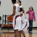 Newark Girls Basketball vs Lancaster