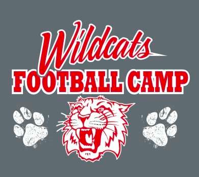 2014 Wildcats Football Camp: July 11th & 18th