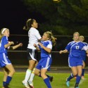Varsity Girls Soccer Newark vs Lakewood 9/25/14, Senior Night