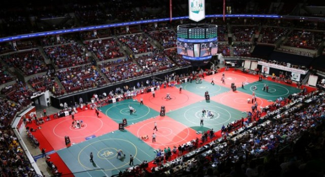 Wrestling Season is almost here!!! Start your quest to get to the state tournament!!!