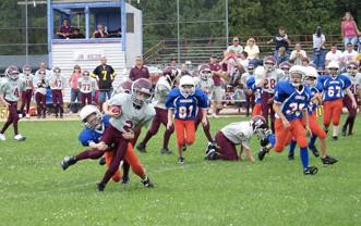 Newark Football Jr. Cats Registration 2017