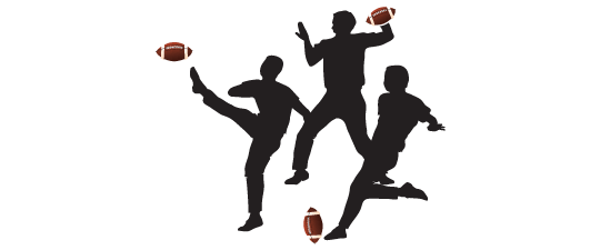 Jr. Cats Football Skills Competition August 8th