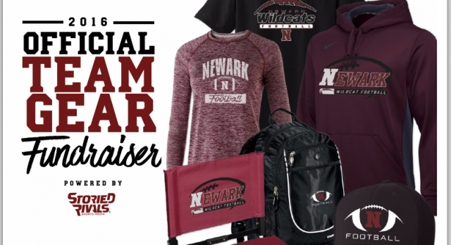Newark Football Team Gear Fundraiser