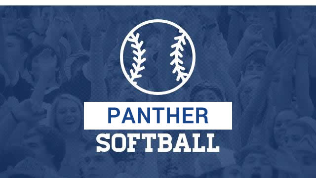 Panther Softball Can't Quite Erase 5- Run Deficit in Loss to Bullard