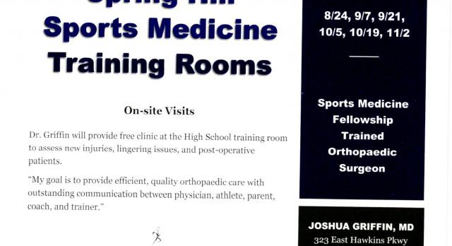 Thursday Morning Injury Clinic