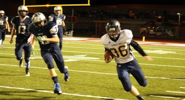 Varsity Home Football Game Thursday, October 6 at 7pm at Apollo High School= Senior Night