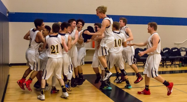 Boys and Girls High School Basketball in Playoffs!