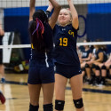 MS A Volleyball vs Scottsdale Prep 10 19 17
