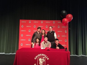 Spencer Ralston signing day 2015