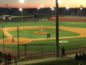 Gainesville baseball 2015-2016