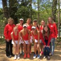 Girls Tennis 2015-2016 School Year