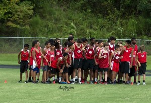 GMS Cross Country 2016