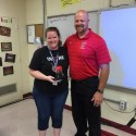 Coach of the Month 2016-2017 School Year