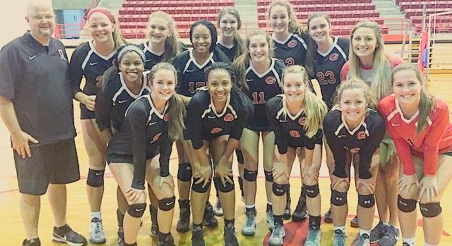 Gainesville Volleyball Moves On To The Sweet 16