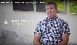 Dr. Mark Hazen 2016
