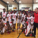 Middle School Boys Basketball 2016-2017