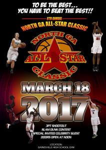 2017 North Ga All Star Classic
