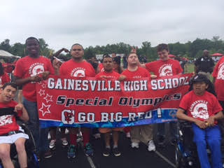 Gainesville Special Olympics Track and Field