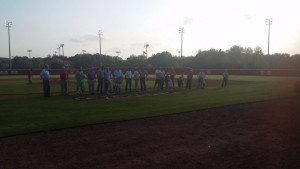 1997 State Title Team Honored